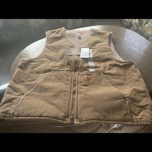 Carhartt men's vest. Size large
